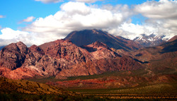 The Andes Range