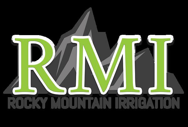Rocky Mountain Irrigation Logo