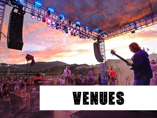 Mondavi Summer Concert Series