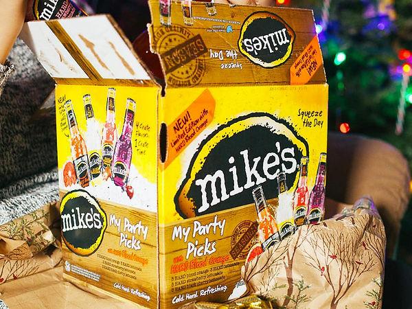 Mike's Hard Lemonade Beverage Company Box
