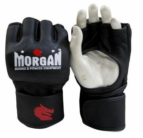 MORGAN V2 ELITE LEATHER MMA GLOVES
