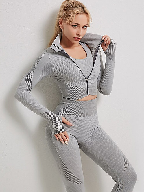 Women's Yoga Set/Gym Workout Clothes