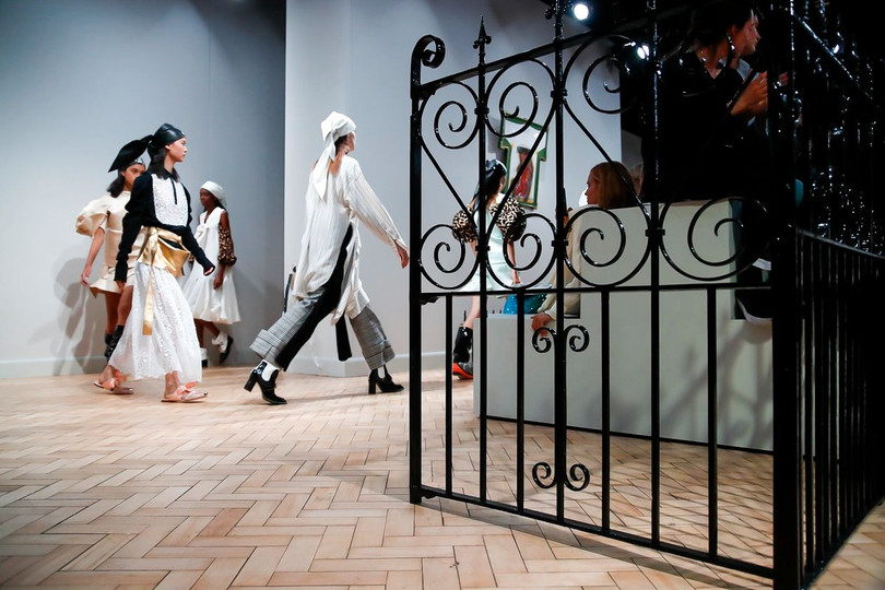 JW Anderson Ready-to-Wear Spring/Summer 2019, London