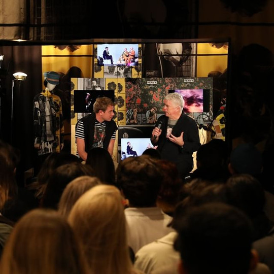 Live at 5 Carlos Place : JW Anderson and Tim Blanks In Conversation