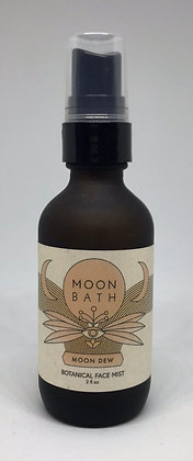 Moon Bath Moon Dew Botanical Face Mist