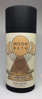 Moon Bath Sacred Smoke Burn Blend