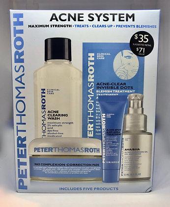 Peter Thomas Roth Acne System Maximum Strength Kit