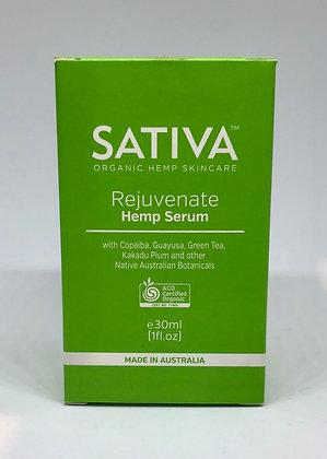 Sativa Rejuvenate Hemp Serum