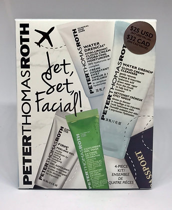 Peter Thomas Roth Jet, Set, Facial! Kit