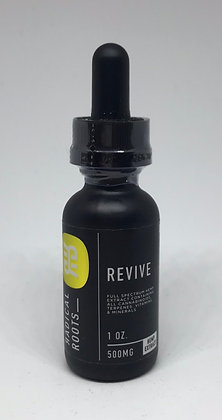Radical Roots Revive Full Spectrum CBD Oil (500 mg)