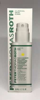 Peter Thomas Roth Max Sheer All Day Moisture Defense Sunscreen Lotion