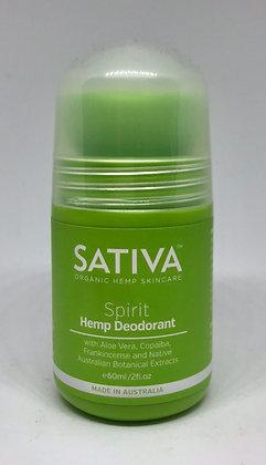 Sativa Spirit Hemp Deodorant