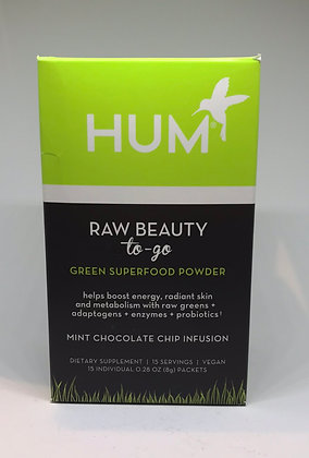 HUM Raw Beauty To-Go