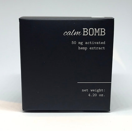 Mary's Nutritionals Calm CBD Bath Bomb (50 mg)