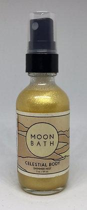 Moon Bath Celestial Body Shimmer Mist