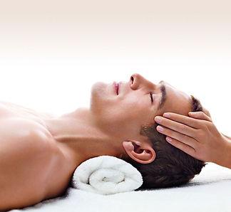 men's spa services