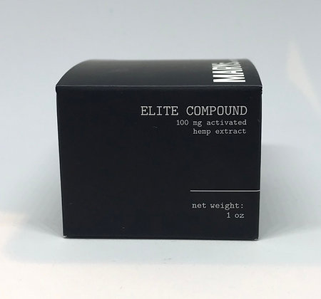 Mary's Nutritionals Elite CBD Compound (100 mg)