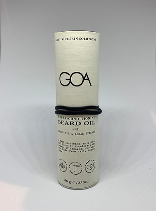GOA Hyper-Conditioning Beard Oil