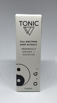 Tonic O.G. Full Spectrum Hemp Extract (700 mg)