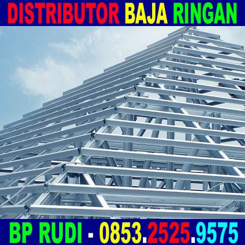 Distributor Baja Ringan Surabaya