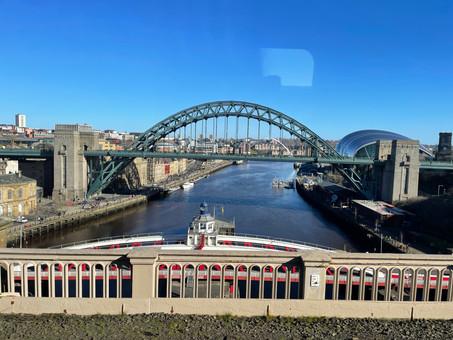 England: The 7 Bridges of Newcastle