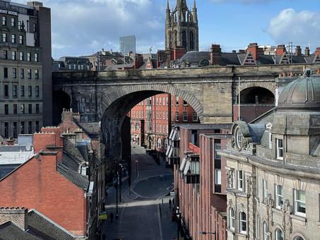 England: Newcastle Views