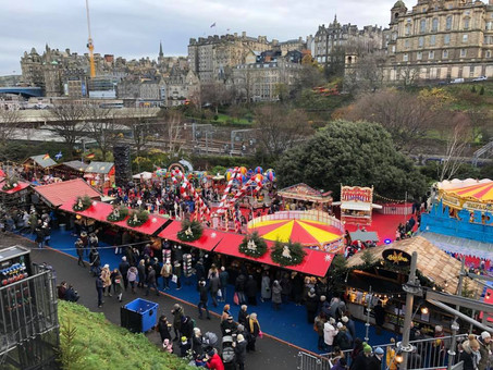 Top 3 UK Cities for Christmas Markets