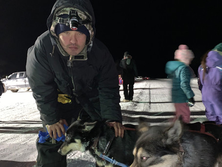 Akiak Dash Mushers Continue to Cross the Finish Line