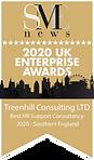 Oct20101-UK Enterprise Awards 2020 Winne