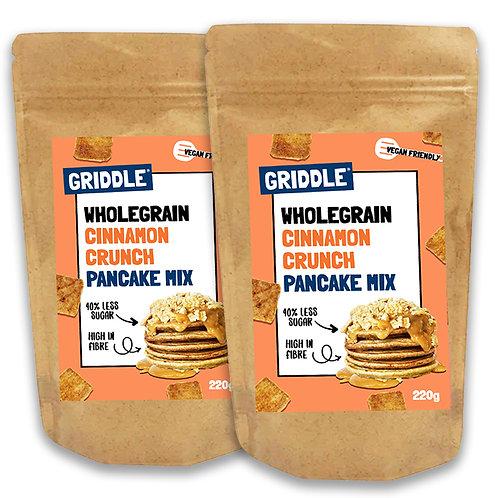 Cinnamon Crunch Pancake Mix (VG)