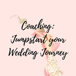 wedding coaching