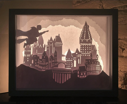 Light Box - Harry Potter