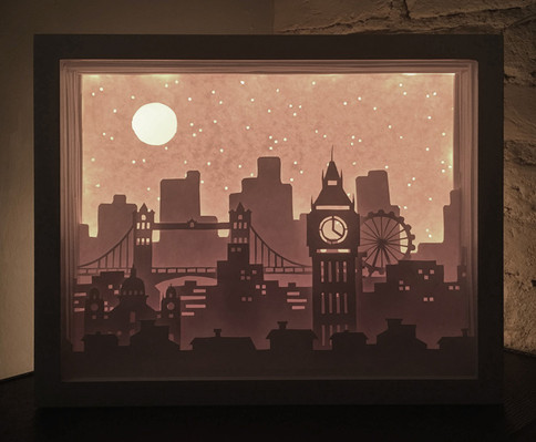 Light Box - London