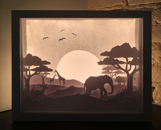 Light Box - Safari