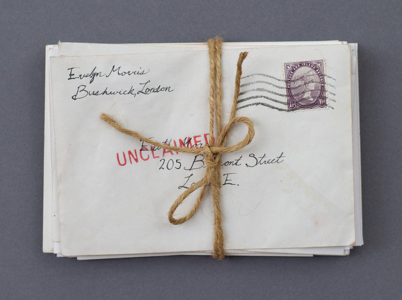 Undeliverable Letters