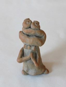 Ceramic character