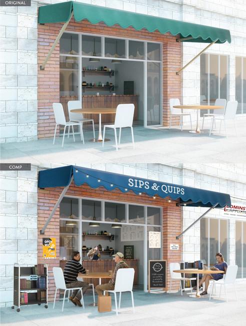 Cafe Photo Comp