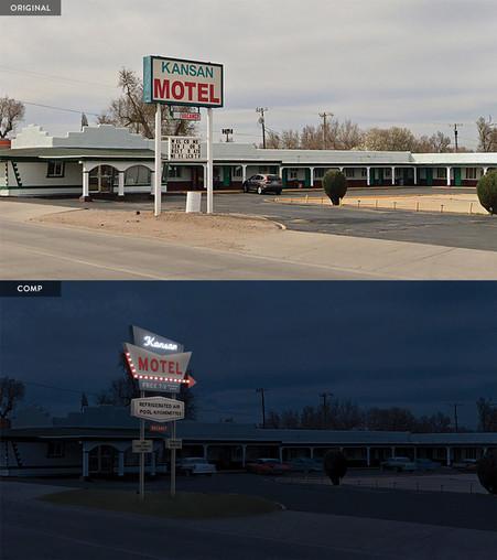 Kansan Motel Photo Comp