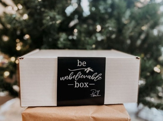 The be Unbelievable Box 1st Edition
