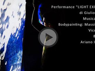 Video reportage LIGHT EXPERIENCE Ariano Irpino