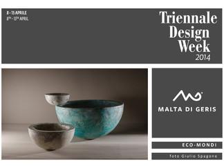 MALTA DI GERIS e Giulio Spagone alla Triennale di Milano