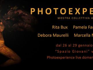 Photoexperience | Mostra collettiva