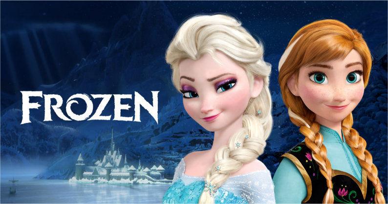 Frozen workshop ages 4-7