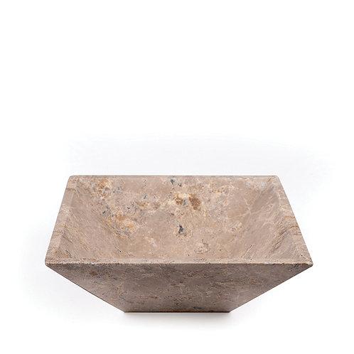 Noce Square Vessel Bowl