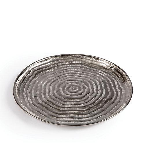 Spiral Embellished Tray, #TC15304