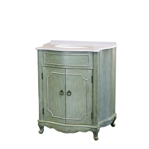 Natchez 32 Quot Bathroom Vanity L Amp K Designs