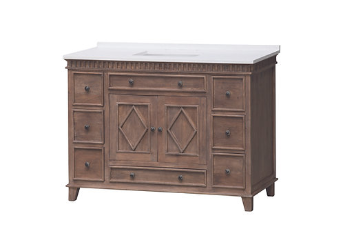 "Lancaster 48"" Bathroom Vanity"