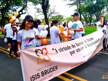 Desfile Comemorativo do 72º Aniversário da Cidade de Maringá