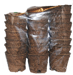 recycled pots 20pk