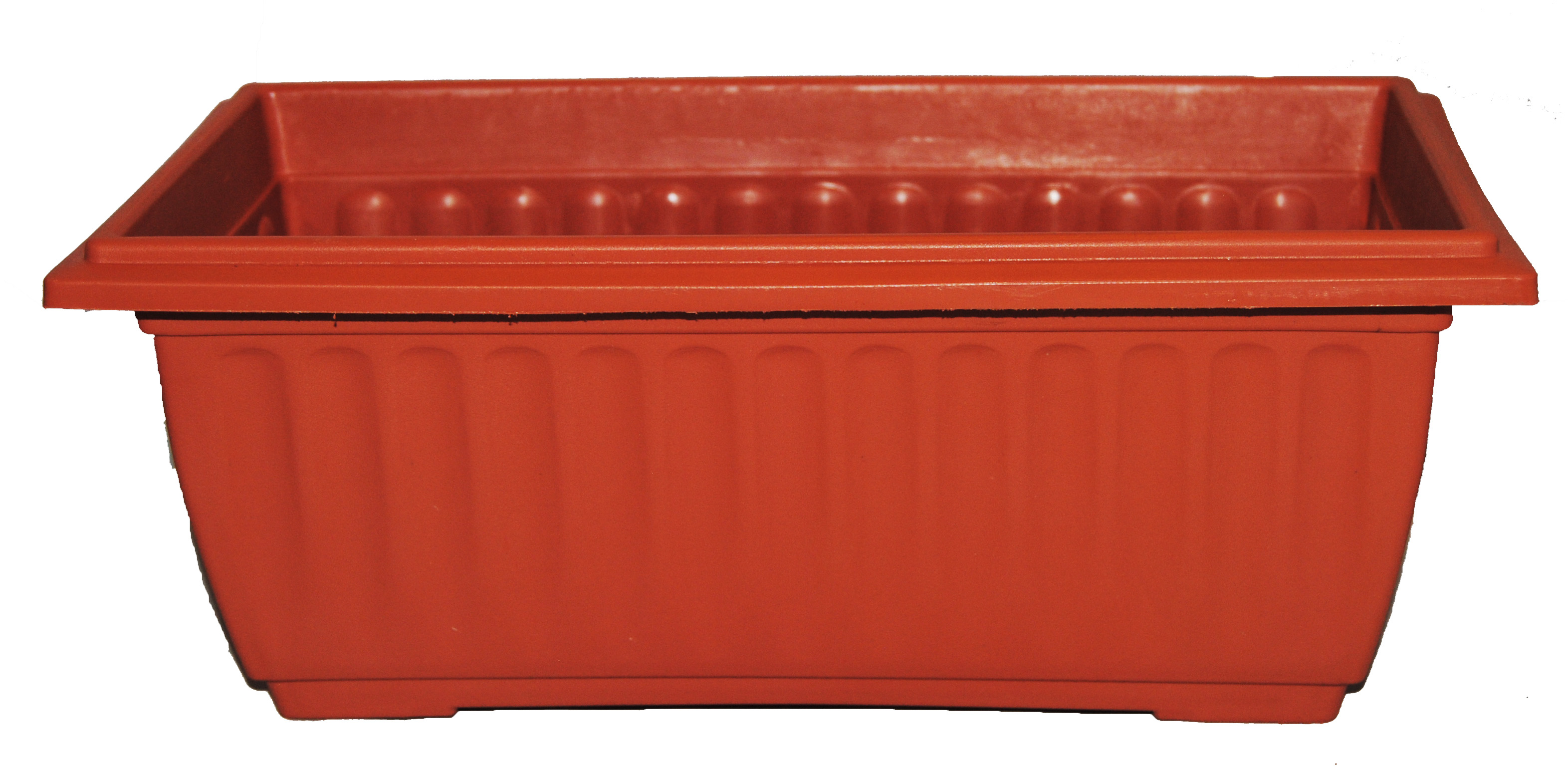 small windowbox -terracotta